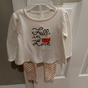 Fall in Love outfit